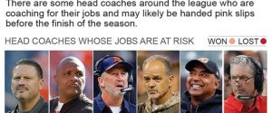 WireAP_21da35a7d0cd45a6b6508849a9427832_12x5_992 (5 NFL Coaches Burning On the Hot Seat)